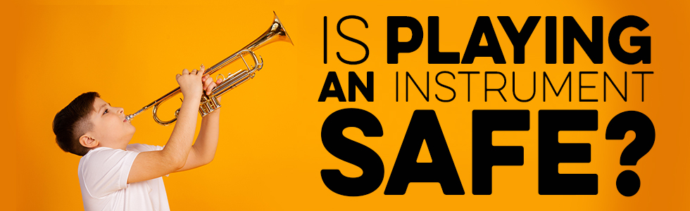 Musical instrument safety